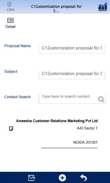 Creating Appointments in CRM for WIndows Phone
